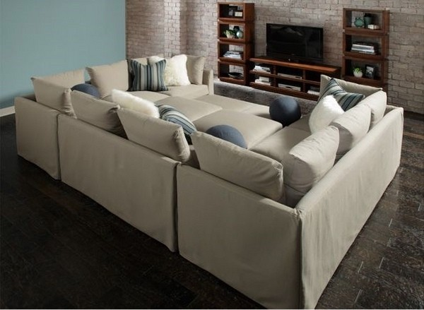 home theater sectional sofas ideas on