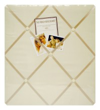 White Frame Bulletin Board