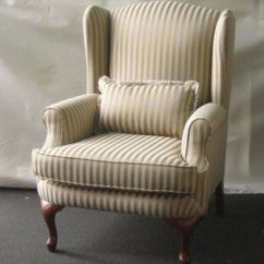 Traditional Wingback Chair Youth Folding Wing Chairs Ideas On Foter