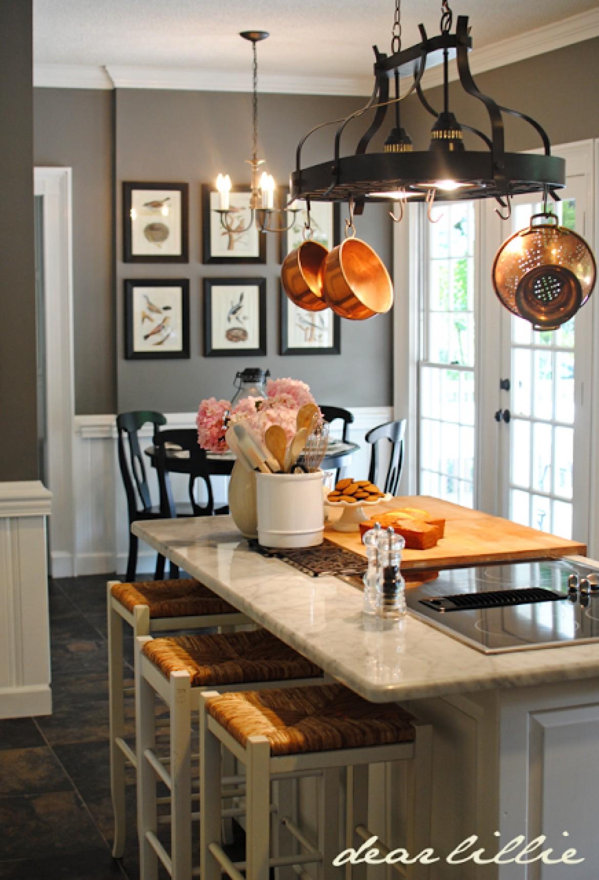 pot racks for kitchen and bathroom remodel island rack lighting ideas on foter