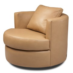 Small Swivel Chair Sleeper Twin Leather Chairs Ideas On Foter Round