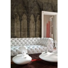 White Tufted Leather Sofa Macy S Pearl Ideas On Foter 1