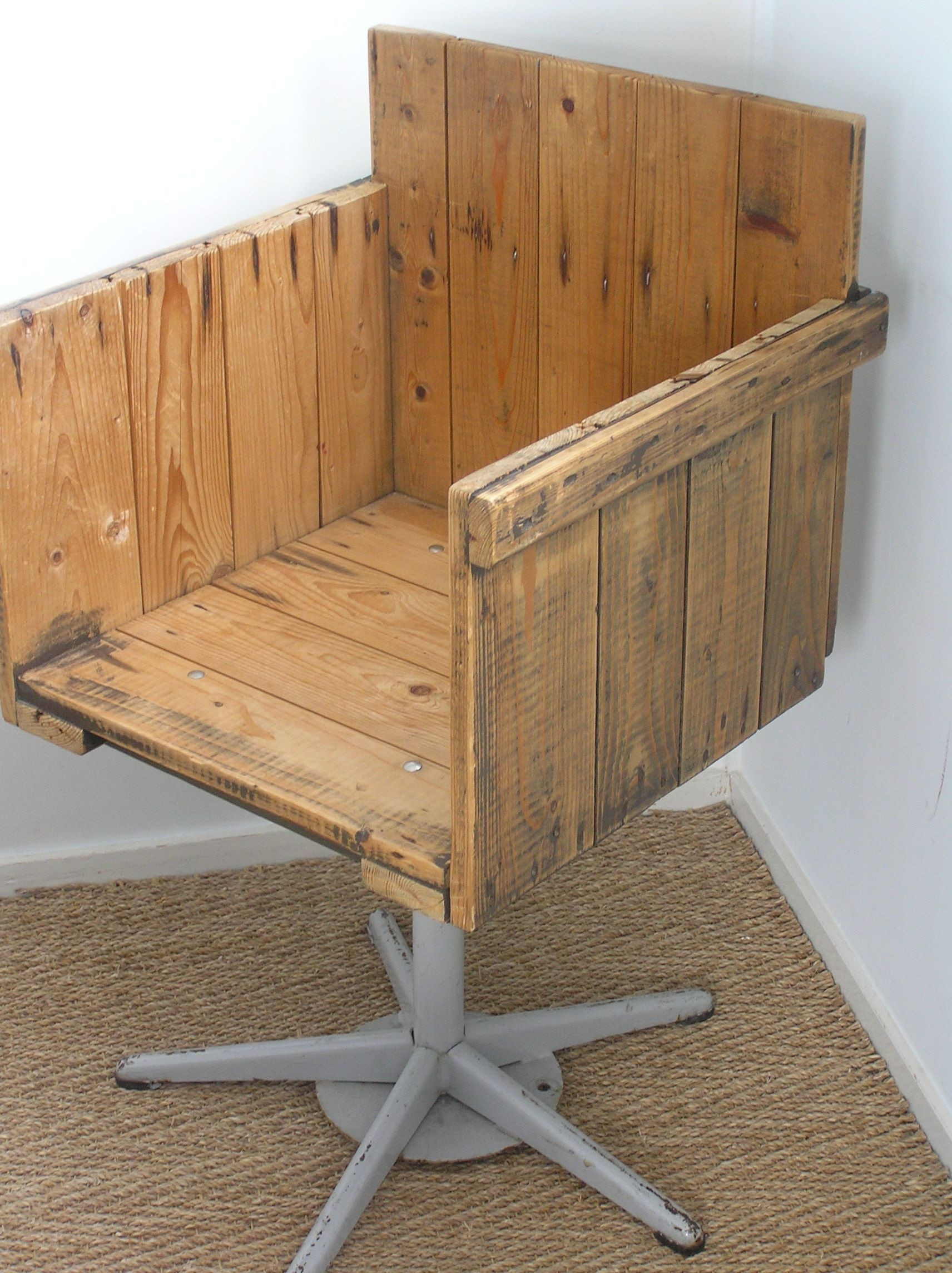 old wooden desk chair accent chairs blue swivel office ideas on foter vintage