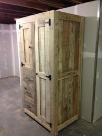 Dvd Storage Cabinets Wood - Foter