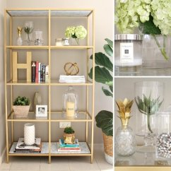 Shelf Units Living Room Ready Made Curtains Uk Glass Shelving Ideas On Foter
