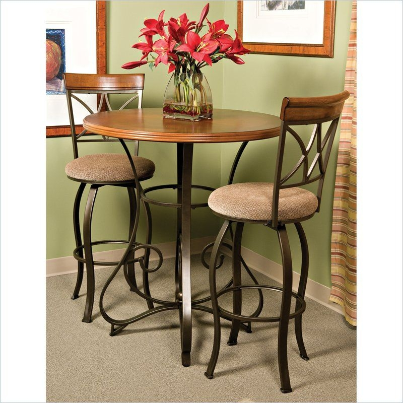 table and 2 chairs cheap black throne chair pub tables sets ideas on foter powell hamilton