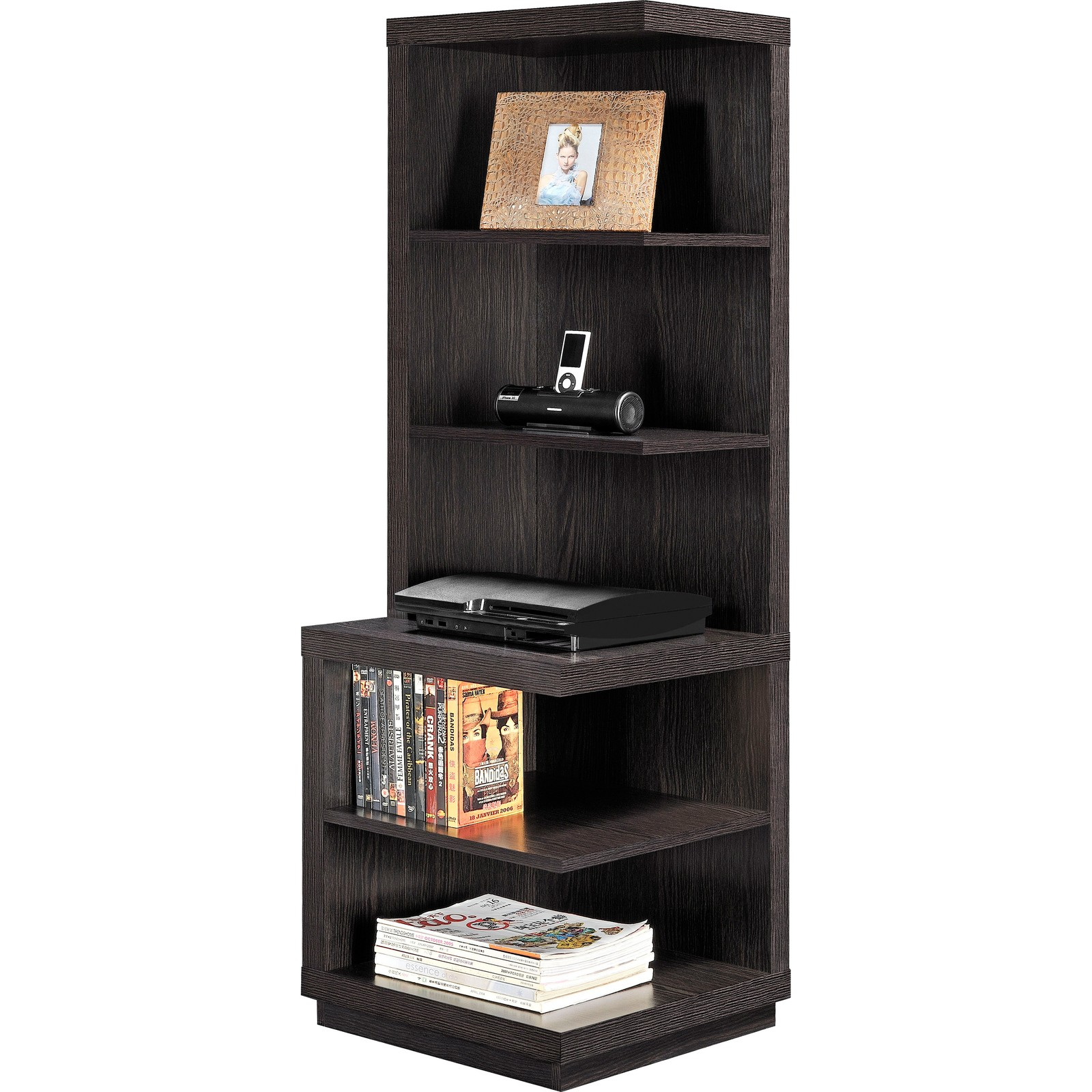 corner audio cabinet ideas