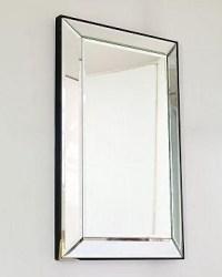 Beveled Mirror Medicine Cabinet - Foter