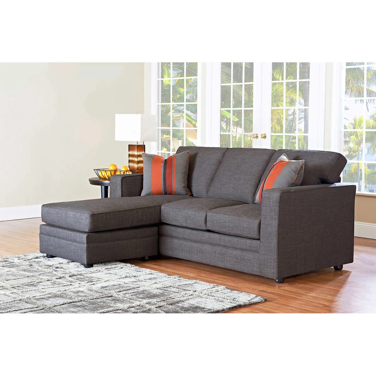 sofa bed and chaise el dorado furniture leather sectional sleeper with ideas on foter 1