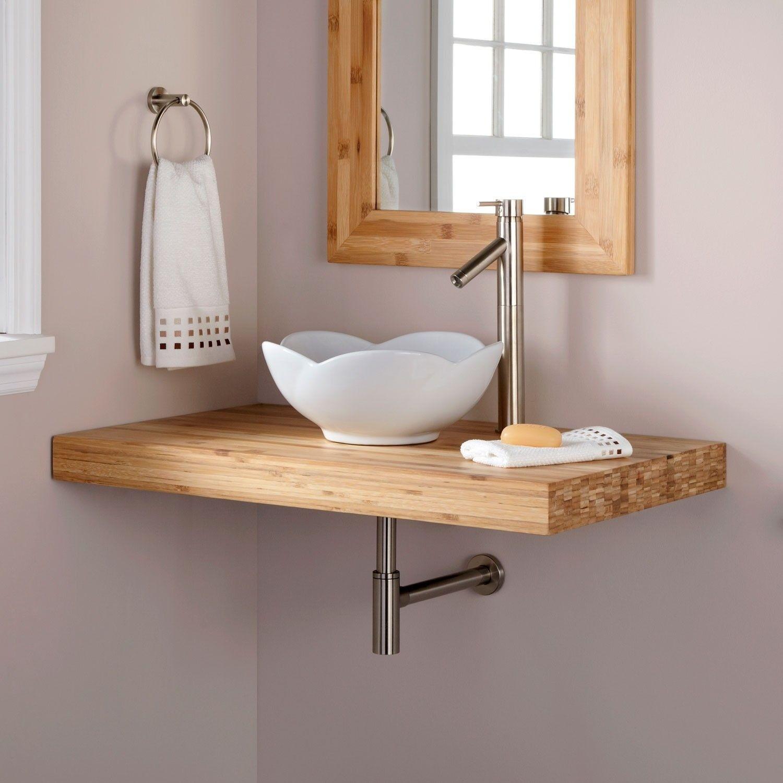 vanity tops for vessel sinks ideas on
