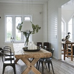 Metal Chairs And Table Small Wingback Chair Slipcovers Farmhouse With Bench Ideas On Foter