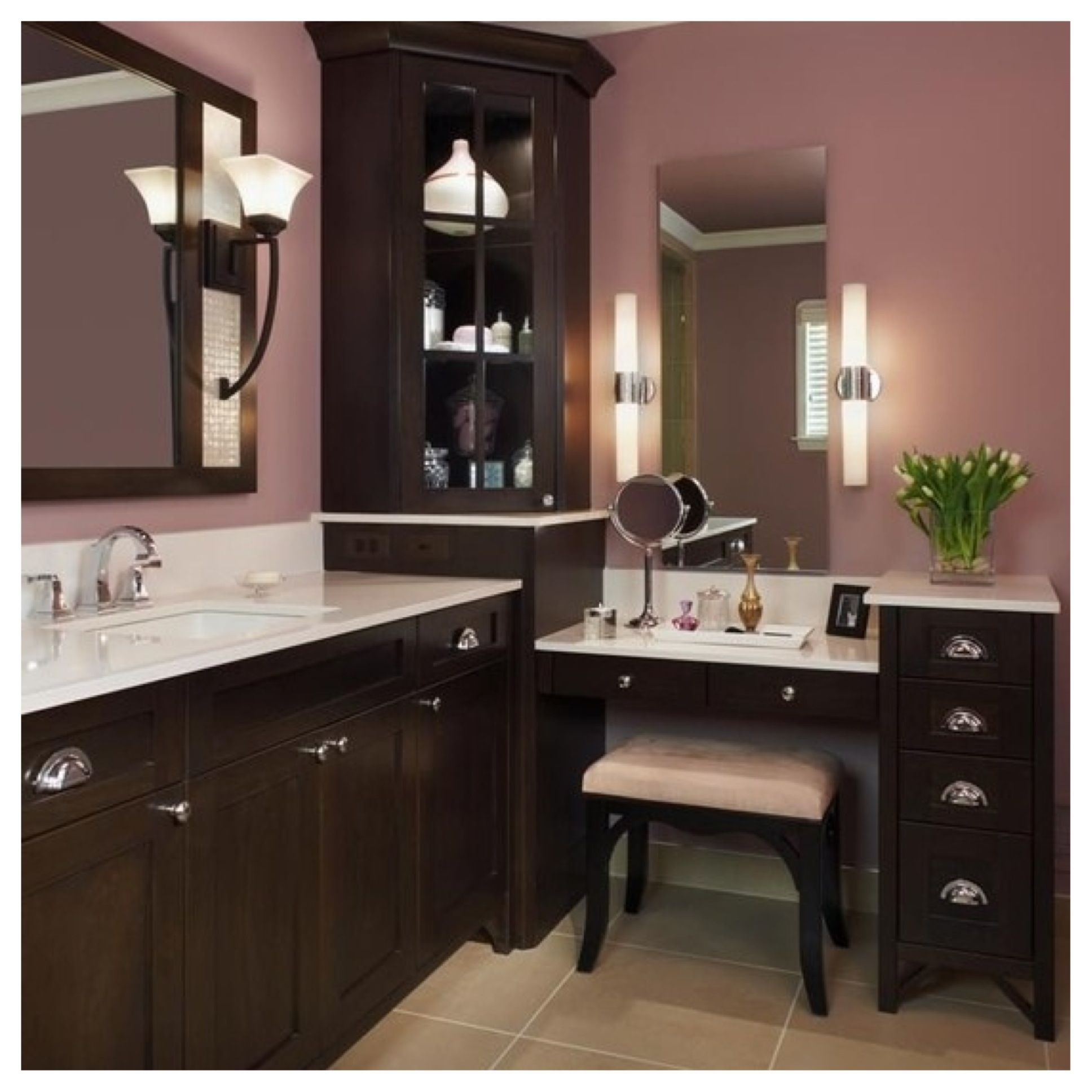 Contemporary Makeup Vanity Table Ideas On Foter