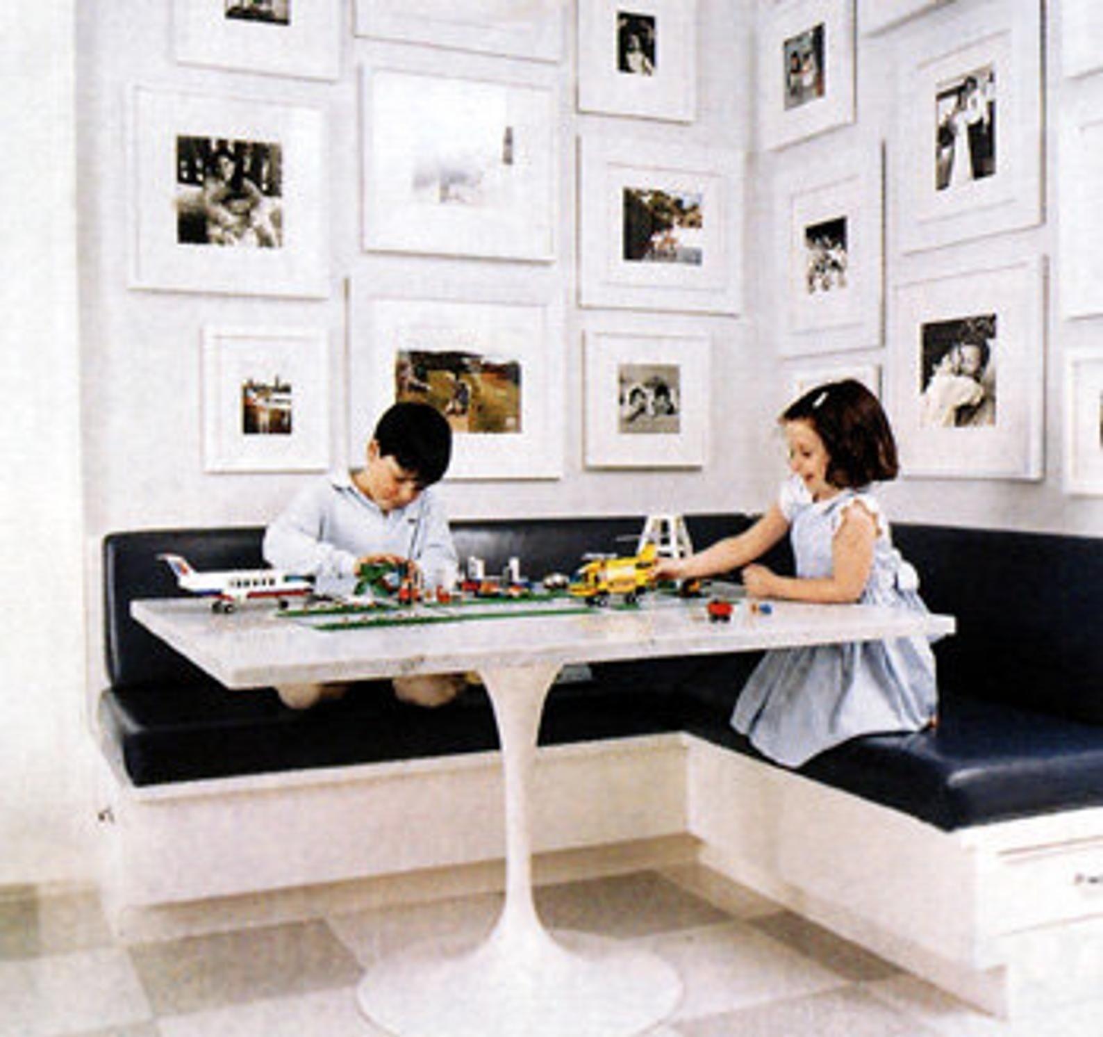 corner bench dining table set ideas