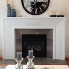 Living Room Clocks Next Interior Decoration Designs Mantel Modern Ideas On Foter Decorative