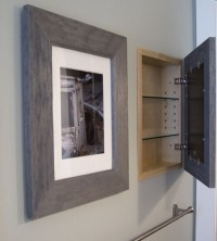 Recessed Wood Medicine Cabinets With Mirrors - Foter
