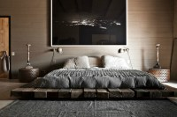Zen Platform Beds - Foter
