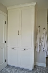 Tall Linen Cabinets For Bathroom - Foter
