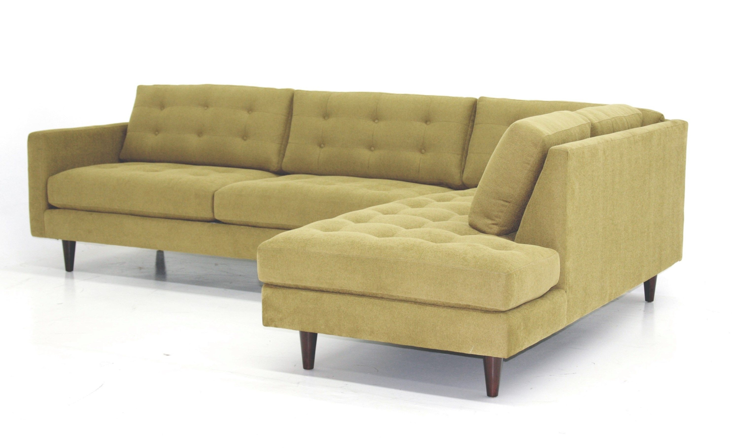 yellow leather sectional ideas on foter