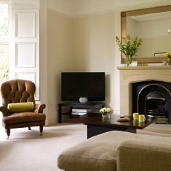 Corner Tv Living Room Ideas Diy Shelves For 2 Units On Foter Stand