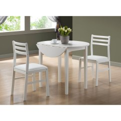 Small Kitchen Table Sets Personalized Towels Round Dinette Ideas On Foter Primrose Brown Cherry Finish Dining
