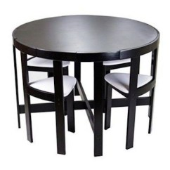 Small Kitchen Table Sets Trim Round Dinette Ideas On Foter