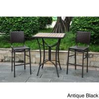 Square Bistro Table Set - Foter