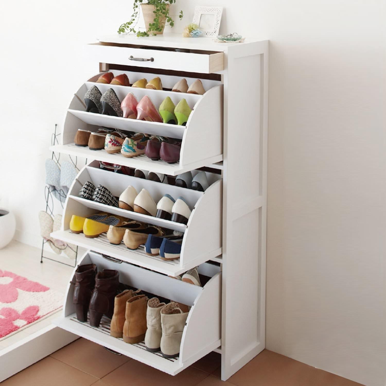 narrow shoe rack ideas on foter