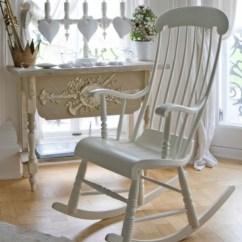 Rocking Chair For Nursery Ethan Allen Dining Slipcovers Wood Chairs Ideas On Foter 13