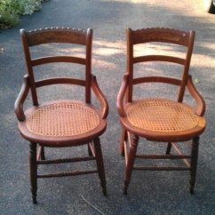 Antique Cane Chairs All Weather Wicker Outdoor Dining Chair Ideas On Foter Bottom