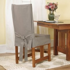 Ideas For Chair Covers Dunnes Stores Dining Modern On Foter Cotton Duck Shorty Slipcover