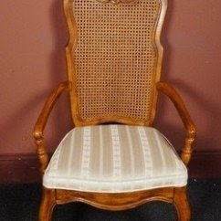 How To Cane A Chair Much Is Gaming Back Arm Ideas On Foter Details About Drexel Heritage Cabernet Classics