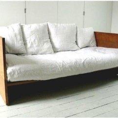 Diy Daybed Sofas U Sofa Hvid Laeder Wood Frames Ideas On Foter Frame