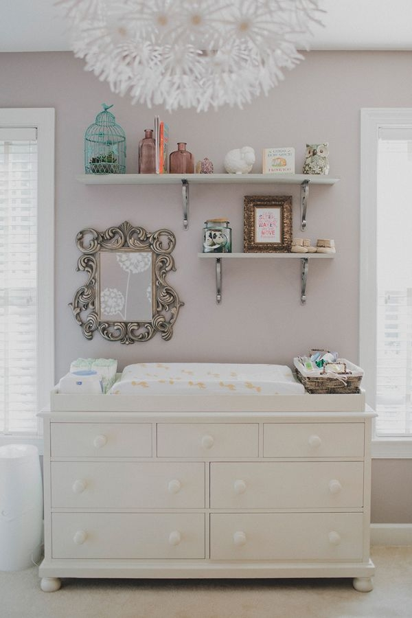 baby changing tables with