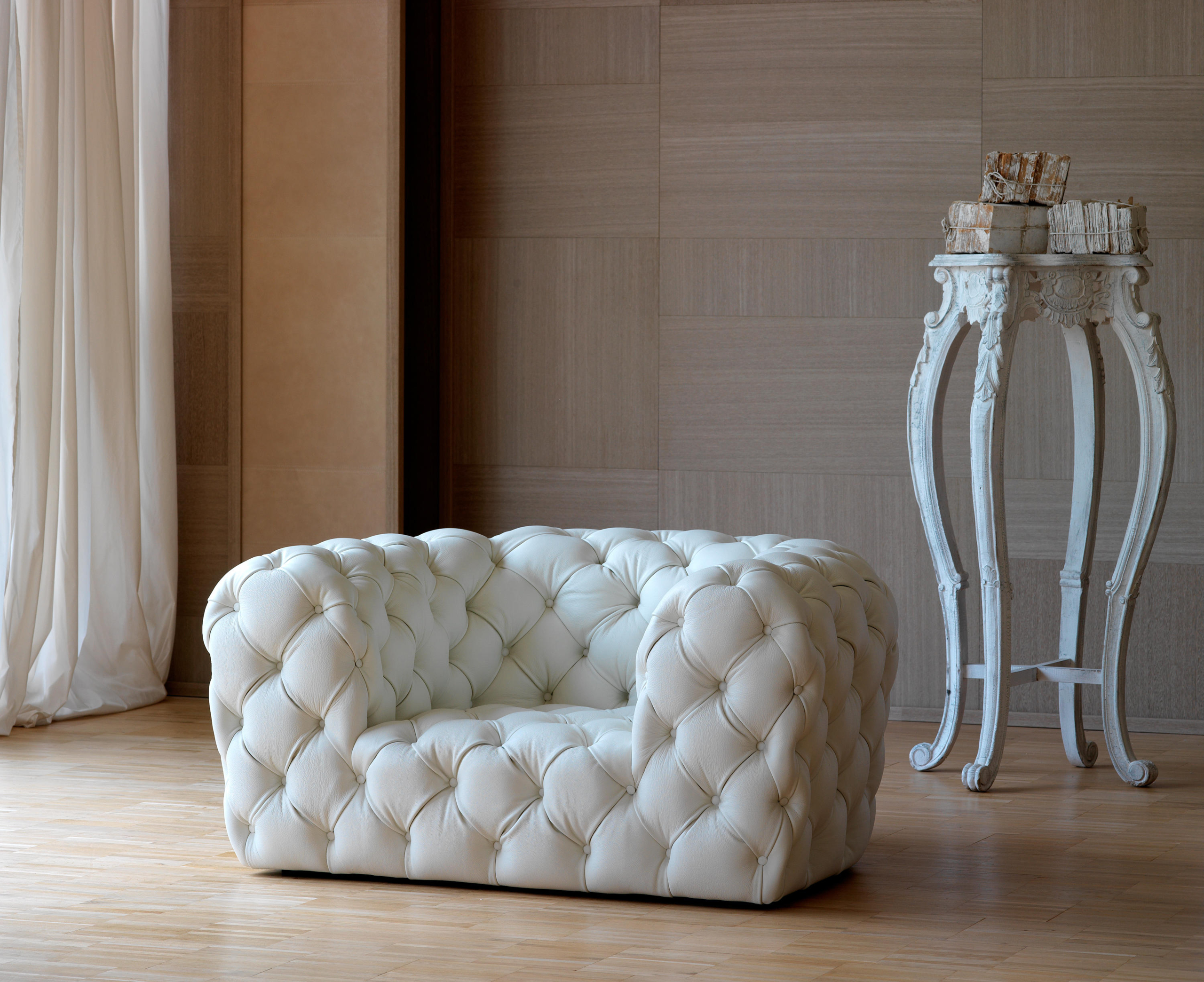 white tufted leather sofa natuzzi arona 2 seater bed ideas on foter by baxter