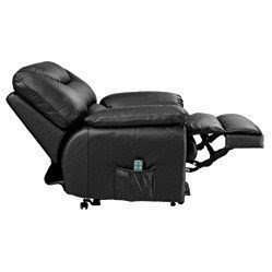 motorized easy chair wood and leather electric recliner chairs ideas on foter best a perfect massager