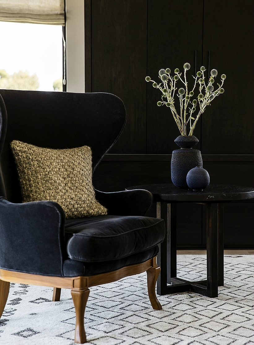 velvet chair design hanging quotes wingback ideas on foter blue