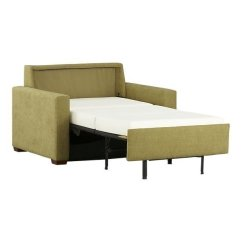 Twin Pull Out Chair Belmont Salon Parts 50 Best Sleeper That Turn Into Beds Ideas On Foter Love This Crate Barrel Because The Mattress