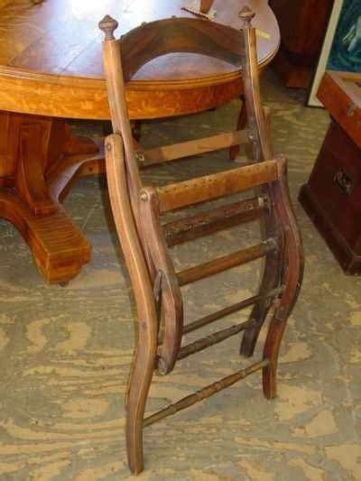 antique lawn chairs cheap burlap chair sashes victorian folding ideas on foter pair of grain painted
