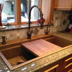 Brown Kitchen Sink Consumers And Bath Reviews Sinks Made In Usa Ideas On Foter 8