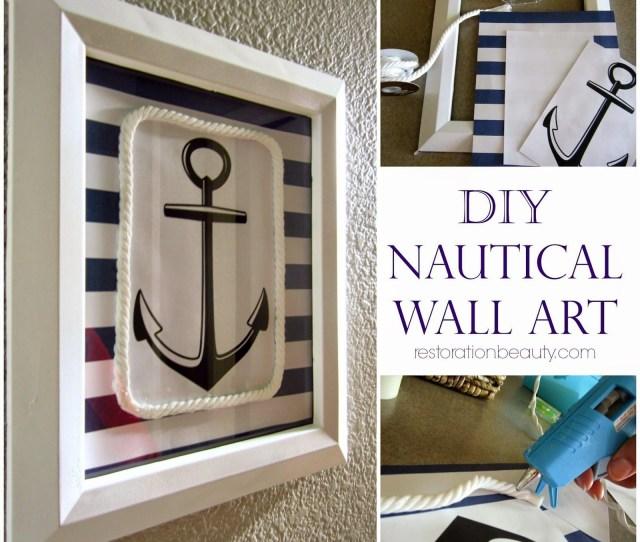 Nautical Wall Art Ideas On Foter