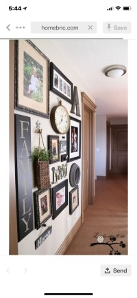 Wall Hanging Collage Picture Frames - Foter