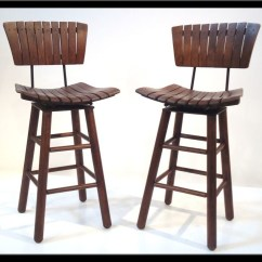 Outdoor Bar Chairs Hanging Chair B&q Rustic Stool Ideas On Foter 22