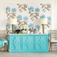 Tiffany Style Buffet Lamps