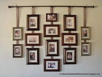 wall hanging collage picture