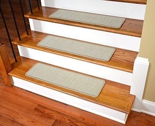 Stair Treads Carpet Non Slip Ideas On Foter | Anti Slip Carpet For Stairs | Slip Resistant | Indoor Stair | Skid Resistant | Self Adhesive | Bullnose Carpet