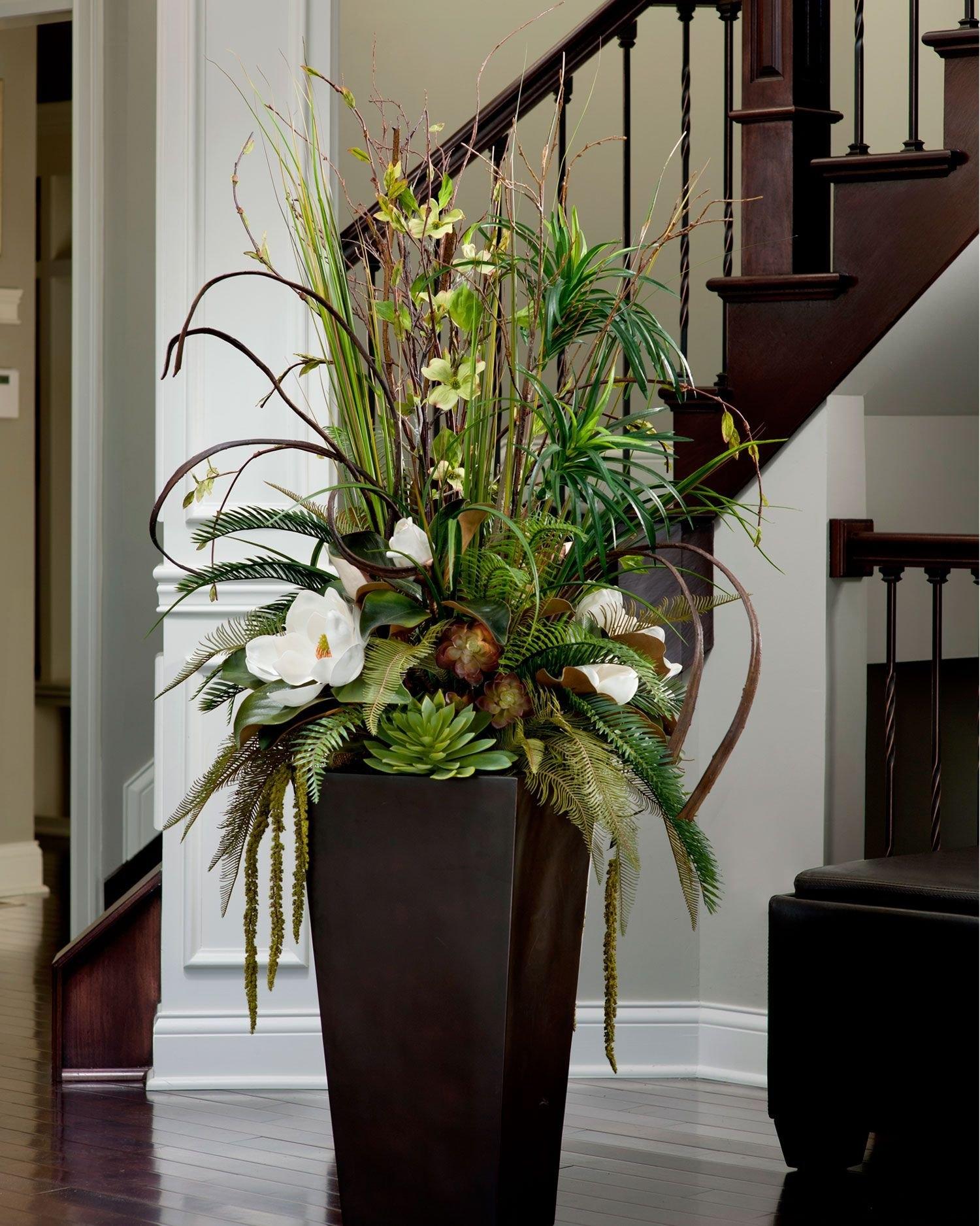 Artificial Flower Arrangements For Home  Foter