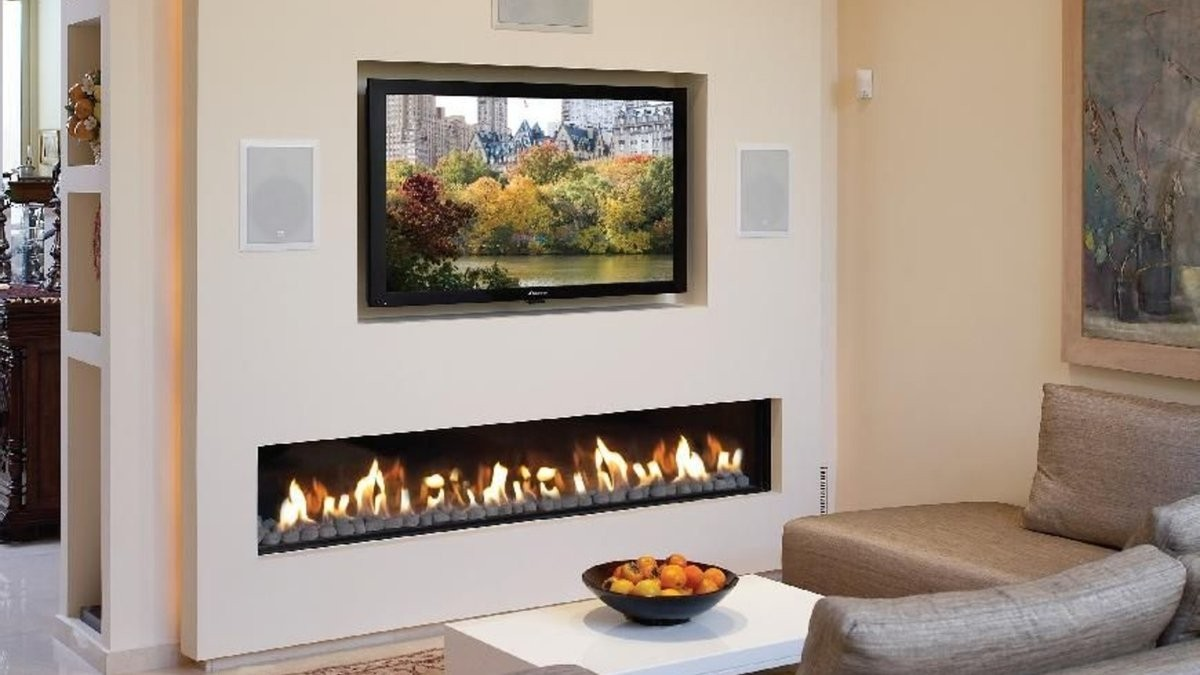 tv unit designs for living room contemporary small wall mount electric fireplace - foter