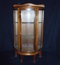 Vintage Curio Cabinets - Foter