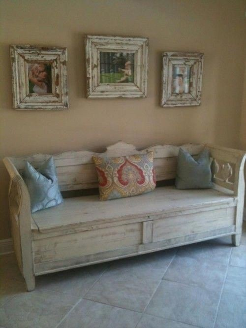 Antique Storage Benches Foter