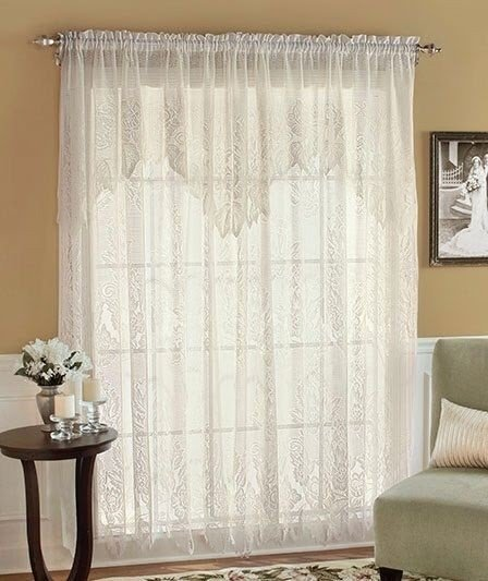 Curtains With Valances Attached  Ideas on Foter